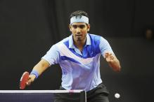 Sharath Kamal to Lead India's 8-Member Squad at World Table Tennis
