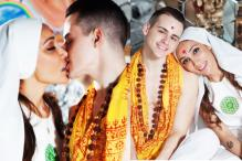 Sofia Marries Vlad at Temple of Awakening; Talks About 'Sacred Orgasm'