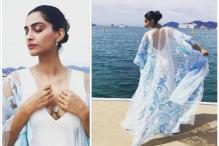 Sonam Kapoor's Recent Look At Cannes Is Giving Us Major Beach Envy