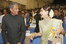 Adil Hussian Calls Sonam Kapoor Cheerful and Joyous