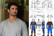 Sushant Singh Rajput's Space Suit For Next to Be Designed By The Martian Fame Designer
