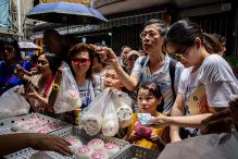 Tough Cookies Brave Heights at Hong Kong Bun Festival