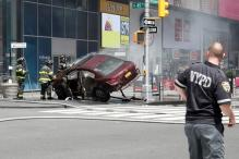 'Troubled' Times Square Driver Charged With Murder