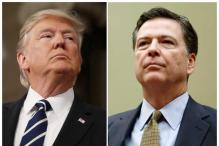 Trump Calls Former FBI Director Comey a 'Leaker' After Hearing