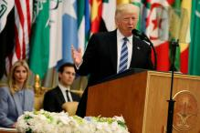 India Too a Victim of Terrorism, Says Donald Trump in Saudi Arabia