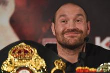 Joshua-Fury Fight 'Miles Away', Says Hearn