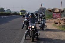 Indian Motorcycle's Breakfast Ride in Chandigarh