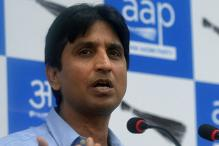 After Kapil Mishra sacked, Kumar Vishwas Vows Another Movement