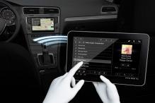 Volkswagen's Media Control App Turns Back-seat Drivers Into Djs