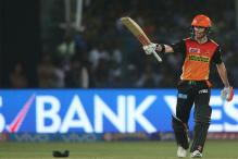 IPL 2017: Warner Leads SRH into Playoffs With Win Over Gujarat