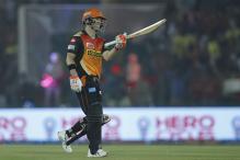 IPL 2017: SRH vs KKR - Star of the Match- David Warner