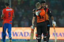 In Pics: GL vs SRH, IPL 2017, Match 53