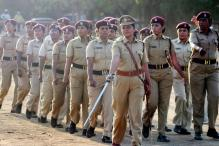MP Senior Cop Arrested For Molesting Constable After Her Nightlong Protest Outside CM Residence