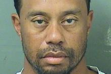 Tiger Woods Arrested for Driving Under Influence in Florida