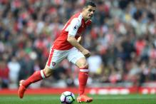 Arsenal's Granit Xhaka Doubtful for Saints Game Through Injury