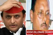 Akhilesh Govt Spent Rs 21 Lakh to Save Yadav Singh from CBI Probe: RTI