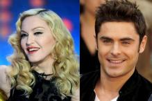 Madonna Is Amazing And Captivating: Zac Efron
