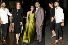 Anushka-Virat Arrive Hand-in-hand At Sagarika-Zaheer's Engagement Party