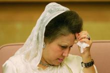 Bangladesh Police Raid Khaleda Zia's Office