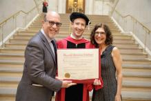 Mark Zuckerberg Returns to Harvard to Collect Honorary Degree 13 Years After Dropping Out