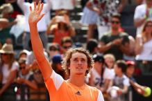 Alexander Zverev Beats Isner to Enter Rome Final