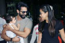 Shahid Kapoor to Celebrate Daughter's First Birthday Abroad