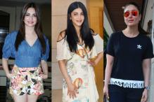 Star Spotting: Rajinikanth, Kareena Kapoor, Shruti Haasan, Esha Gupta, Rhea Chakraborty...