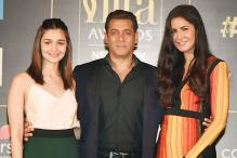IIFA 2017: Salman Khan, Katrina Kaif and Alia Bhatt at IIFA 2017 press conference