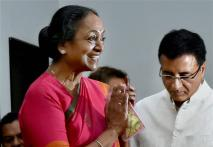 AAP to Support Meira Kumar in Presidential Polls
