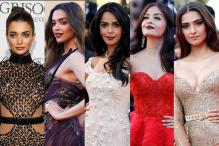 Bollywood stars dazzle at Cannes Film Festival 2017