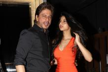 Suhana Khan Trolled for Looking Like 'Shah Rukh With Long Hair And Lipstick' in This Picture