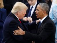 Obama Wrote Letter to Trump On Need to 'Leave Democracy Strong'