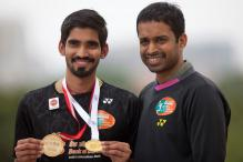 We've a good chance of winning medal at World C'ship: Srikanth