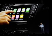 Apple Working With Chinese Firm on Electric Car Batteries