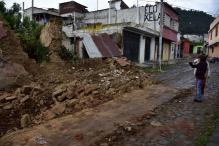 5 Dead in Magnitude 6.9 Earthquake in Western Guatemala , Shakes Mexico
