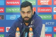 Composure is the Key Word for Do-or-die Matches, Says Virat Kohli