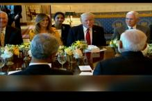 Watch: President Donald Trump Lauds PM Modi For UP Assembly Win
