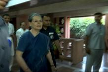 Not upset with anybody: Sonia on Nitish Extending Support to Kovind for President