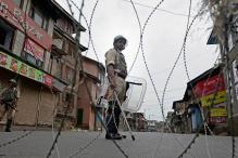 Restrictions Imposed as Separatists Call for Valley Shutdown