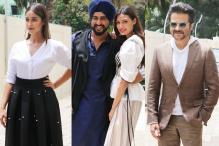 'Mubarakan' Trailer Launch Event