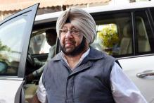 Punjab CM Amarinder Singh Condemns Stalking of Chandigarh Woman