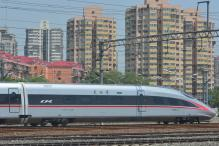 China's New Bullet Train Can Cover Delhi-Mumbai Distance in 4 Hours