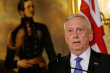 US Defense Secretary Jim Mattis Suggests Sticking with Iran Nuclear Deal