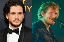 Game of Thrones Star Kit Harington Talks About His Bond With Ed Sheeran