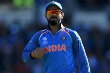 Virat Kohli Creates New Record Despite Scoring a Duck
