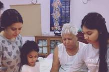 Lalu Prasad Turns 70; Nitish Joins Birthday Celebrations
