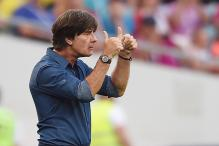 Germany Coach Loew Wary of French Firepower