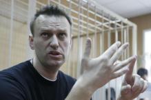 Putin foe Navalny Pushes Kremlin Bid Despite Legal Problems