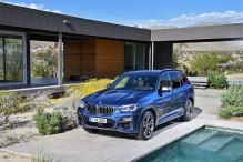 BMW Unveils The All-New Third-Generation X3 SUV