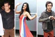 When Salman Khan Had An Awkward Meeting With Katrina And Ranbir